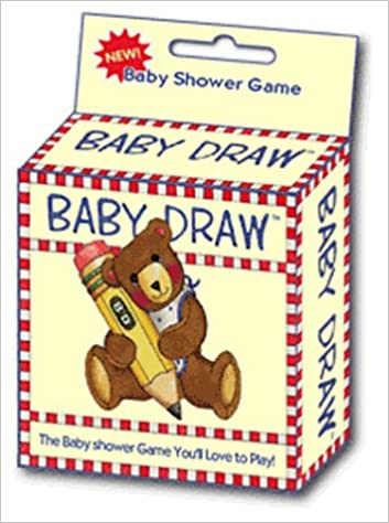 Baby Shower Game Baby Draw Cards Patricia Swackhamer