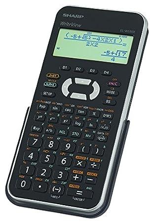 Amazon.com: La mejor Sharp EL-W535 X EL-W531 – Calculadora ...