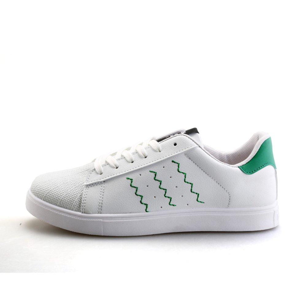 Shell-zapatos/Baja ondulación Totem deportes zapatos-B Longitud del pie=24.8CM(9.8Inch) mSslz1ppHK