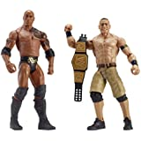 WWE Battle Packs Series 24 The Rock and John Cena Action Figures