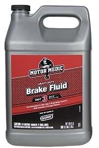 Motor Medic by Gunk M4434 DOT 3 Heavy Duty Brake Fluid - 1 Gallon