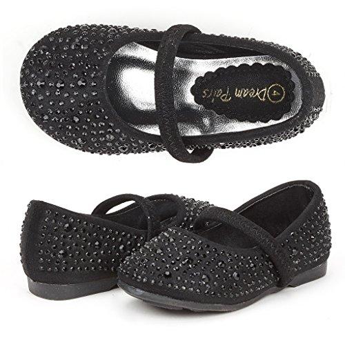 girls glitter shoes - 6