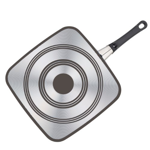 Farberware High Performance Nonstick Aluminum 11-Inch Square Griddle, Black by Farberware (Image #3)