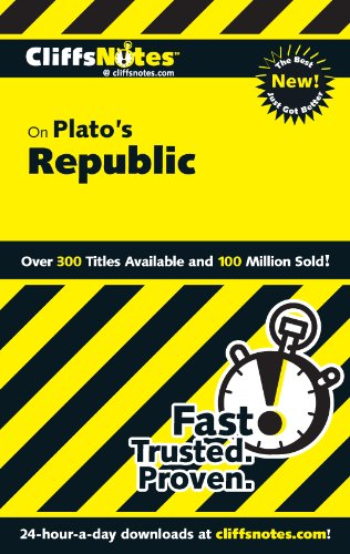 CliffsNotes on Plato's The Republic