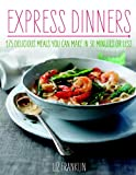 Express Dinners, Liz Franklin, 184899026X
