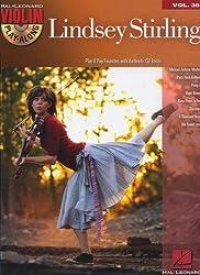 Lindsey Stirling - Violin Play-Along Volume 35 (Book/CD) by Stirling, Lindsey (2013) Paperback