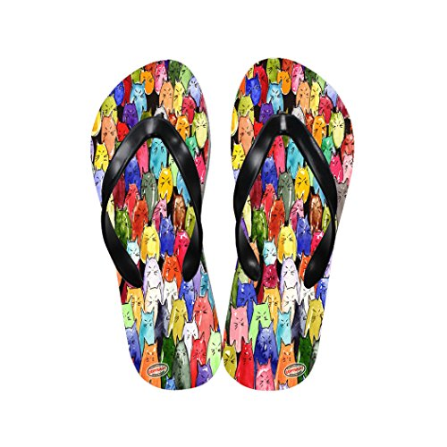 Art by Denise Every Casual Flip Flop Sandals - Jelly Bean Ki