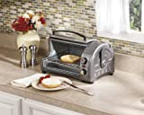Hamilton Beach Easy Reach 4-slice TOASTER OVEN with Roll-Top Door