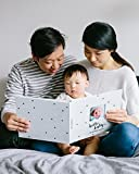 Pearhead Hello Baby, Baby Memory Book with Included