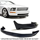 Ford Mustang 3C Style Urethane Front Bumper Lip Chin Spoiler for 05-09 V6 Models ONLY