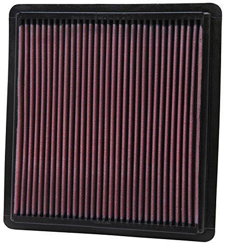 K&N 33-2298 High Performance Replacement Air Filter