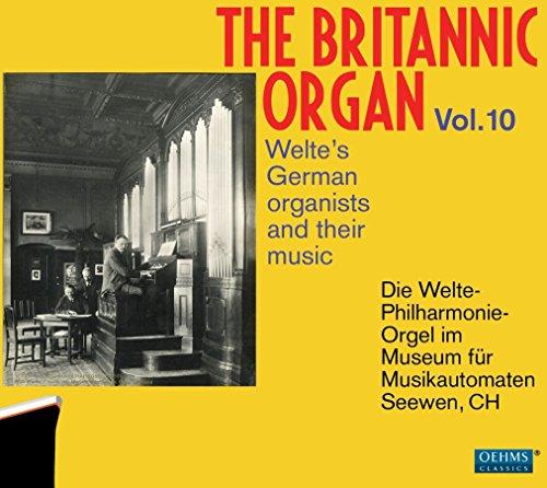 The Britannic Organ, Vol. 10