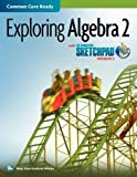 Exploring Algebra 2 with The Geometer's Sketchpad Version 5, Paul Kunkel and Steven Chanan, 1604402237