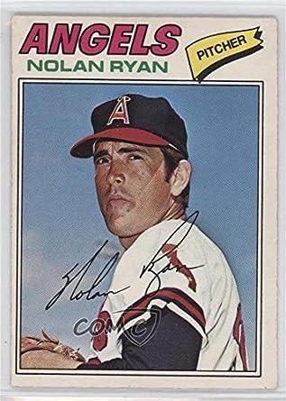 Amazoncom Nolan Ryan Baseball Card 1977 O Pee Chee Base 65
