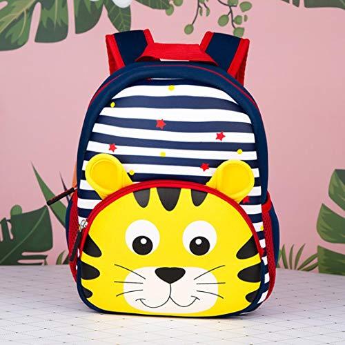 Yellow Toddler Shoulder Cartoon Yellow Kanpola Bookbags Bags Kindergaten Child Backpack Kid School EfPfRq