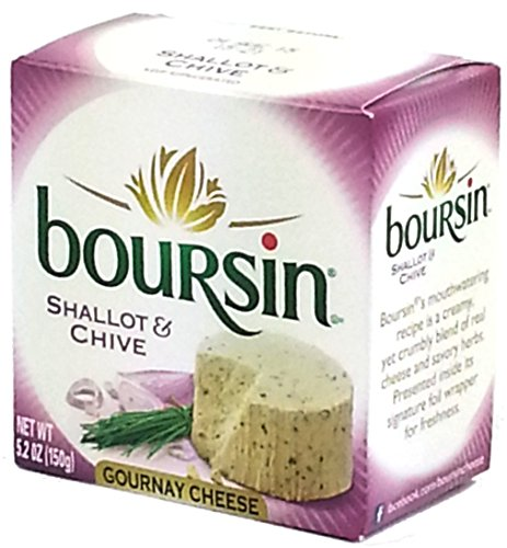 Boursin - Shallot and Chive (5 ounce)