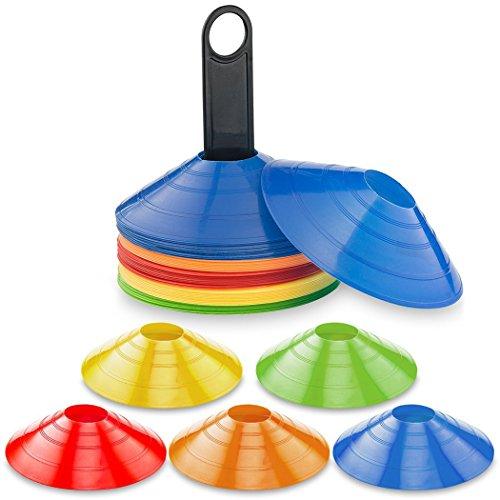 different color cones - 8