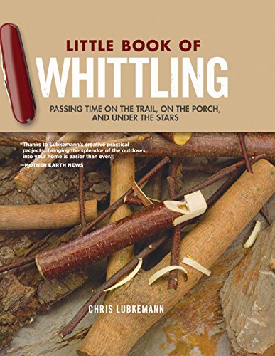 Little Book of Whittling, Gift Edition: Passing Time