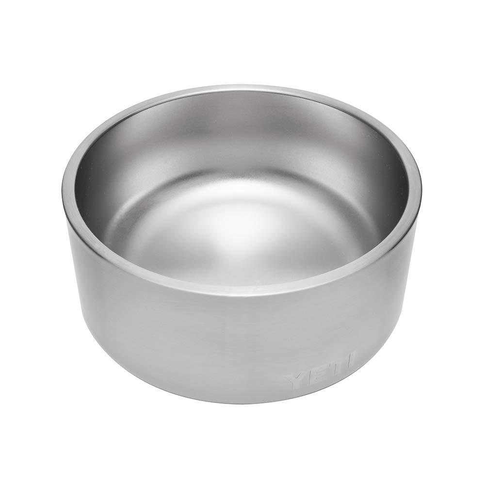 YETI Boomer 8 Stainless Steel, Non-Slip Dog Bowl, Stainless Steel by YETI (Image #4)