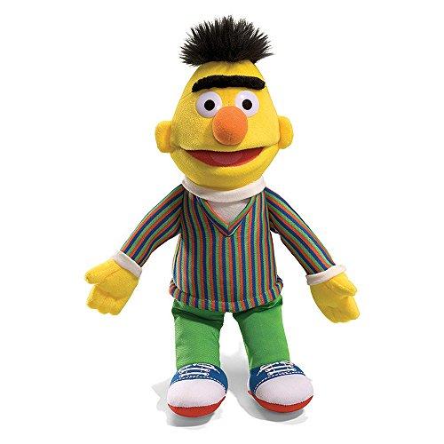 GUND Sesame Street Bert Plush, -