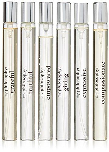 Philosophy Layering Collection Eau de Parfum Pen Spray Set, 6 Count