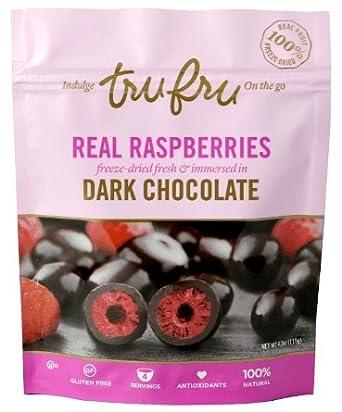 Tru Fru Fru Frutas reales secas en congelación, caramelo ...