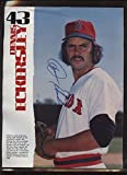 Dennis Eckersley Boston Red Sox Autographed
