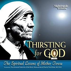 Thirsting for God Speech