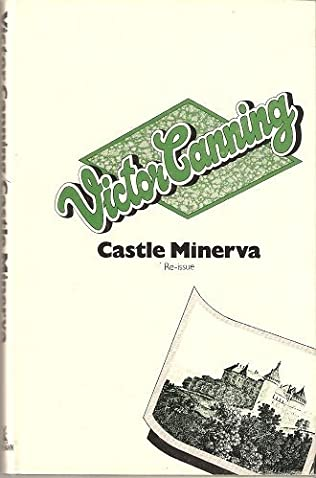 book cover of Castle Minerva