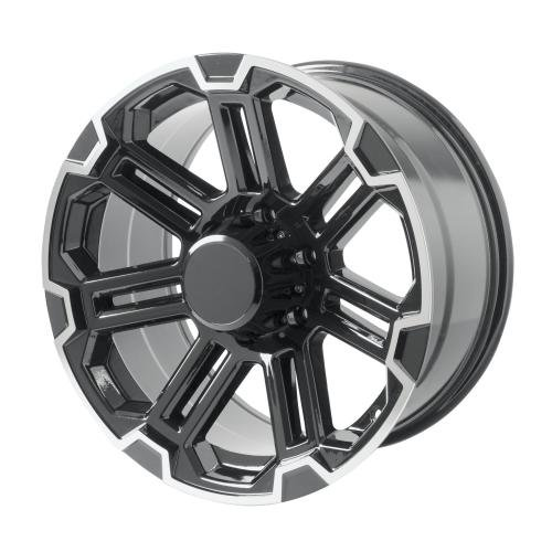 ProLine 187 Black 18x9.0 Wheel (18789732J)