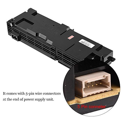 PS4-1000 Power Supply, 5 Pin Power Supply Unit 240AR Replacement for Sony PlayStation 4 PS4 by Yosoo (Image #2)