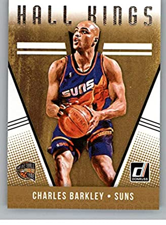 2018-19 Donruss Hall Kings  23 Charles Barkley Phoenix Suns NBA Basketball  Trading Card 3e4fc6c4d