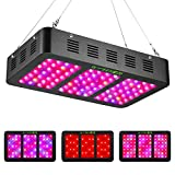 1200w LED Grow Light with Veg&Bloom Switch,GREENGO