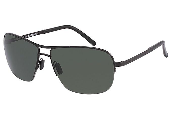 Porsche Design Gafas de sol p 8545 Negro D P8545: Amazon.es ...