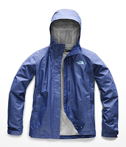Unlined Jacket - The North Face Women Venture 2 Jacket - Sodalite Blue Heather - L
