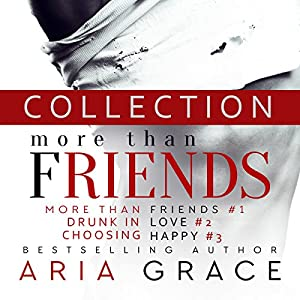 More than Friends Collection Audiobook