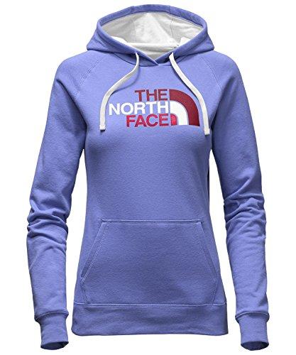 North Face Women's Half Dome Hoodie,Stellar Blue/Vaporous...