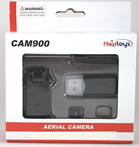 Wide-Angle Camera for HAK907 & HAK909 with 1 GB Micro SD Card & Card Reader