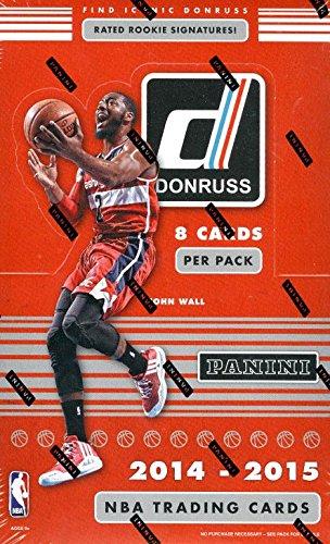 2014/15 Panini Donruss NBA Hobby Basketball Box by Panini