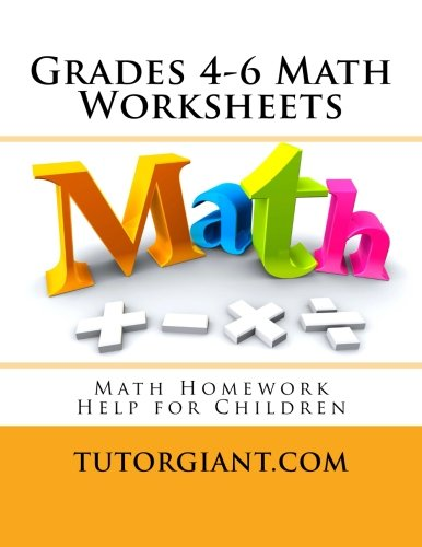 TutorGiant.com - Grades 4-6 Math Worksheets: Math Homework Help ...
