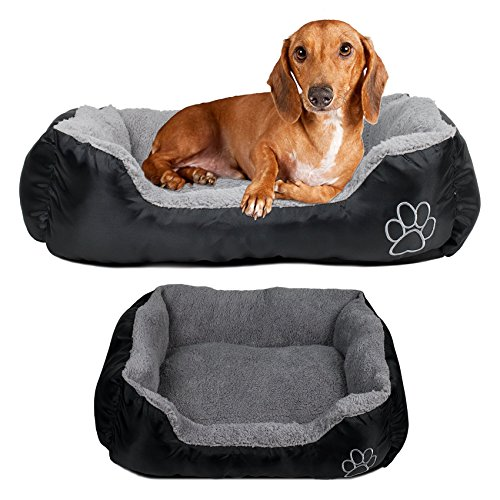 Embroidered Dog Beds - 5