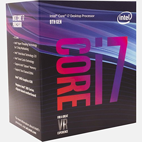 Picture of an Intel Core i78700 Desktop Processor 735858350129,5032037108591,5032037108607