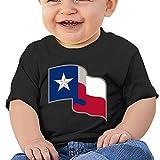 Kim Lennon Texas Ranger Custom Baby Tee Black