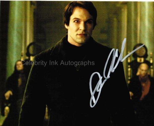 DANIEL CUDMORE as Felix - Twilight Saga Genuine Autograph from Celebrity Ink