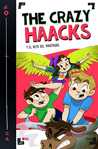 The Crazy Haacks y el reto del minotauro (The Crazy Haacks 6) por The Crazy Haacks