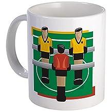CafePress - Foosball Mug - Unique Coffee Mug, Coffee Cup