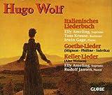 Hugo Wolf: Italian Liederbuch (Complete)