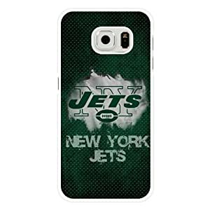 For Case Ipod Touch 5 Cover , Customized NFL New York Jets Logo White Hard Shell For Case Ipod Touch 5 Cover , New York Jets Logo For Case Ipod Touch 5 Cover (Only Fit For Case Ipod Touch 5 Cover )