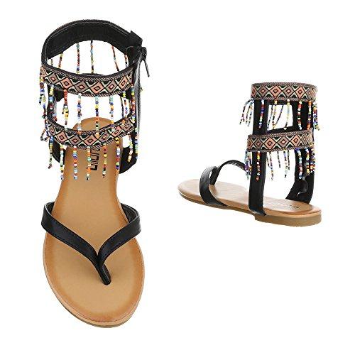 toe Noir Design Ital peep femme Escarpins wctZ7qCB