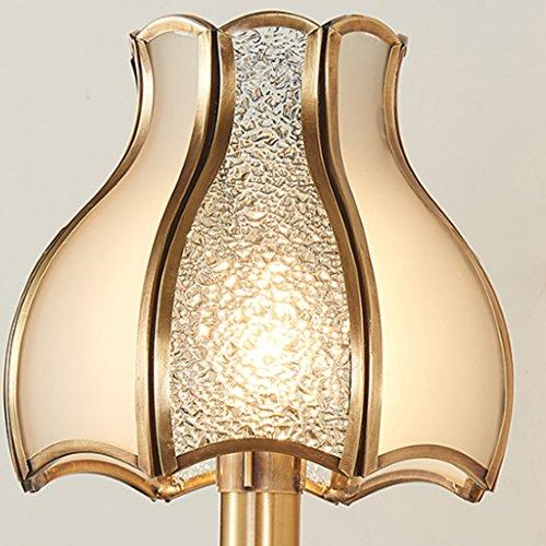 De Minimaliste Cuivre Rustique Américain Lampe E14 Style Chevet Mur Yf7Iygm6vb
